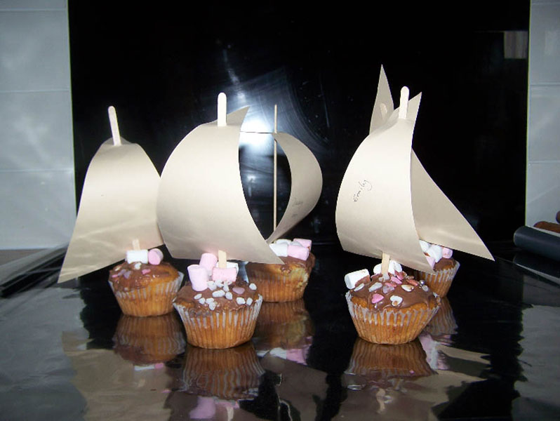 Edible Boats